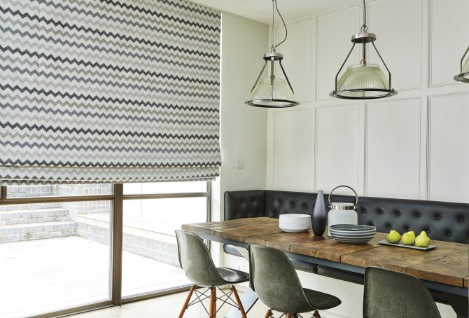 Dining Room Blinds In London Walthamstow Chingford Woodford Green