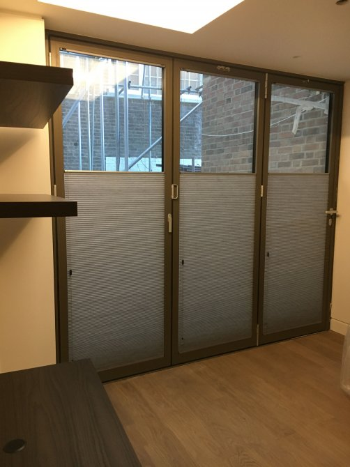 Blinds for contractors