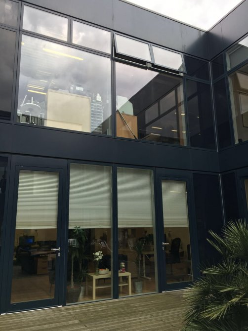 Commercial Blind Repairs In London The Complete Blind Service
