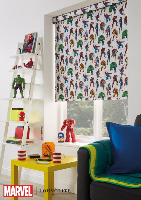 Children's Playroom Blinds