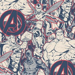 Marvel Heroes Blinds