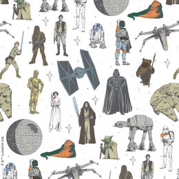 Star Wars Character Blinds