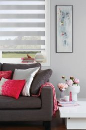 Louvolite Motorised Blinds