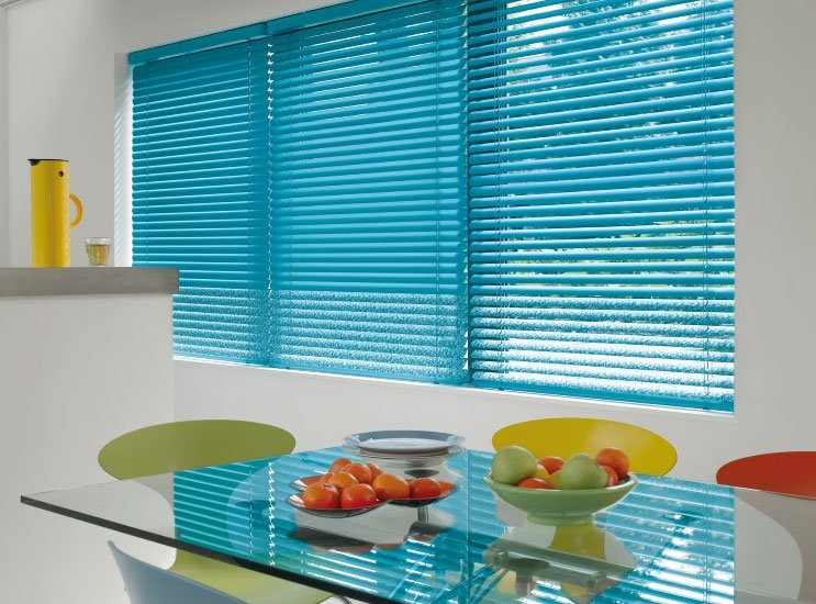 Luxaflex Metal Venetian Blinds